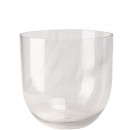 wholesale Garden & DIY store: Glass bucket Simple, round, polished edge, ...